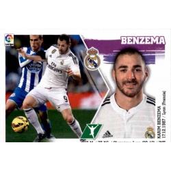 Benzema Real Madrid 20 Ediciones Este 2015-16