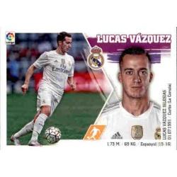 Lucas Vázquez Real Madrid 21 Ediciones Este 2015-16