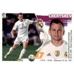 Cheryshev Real Madrid 22 Ediciones Este 2015-16