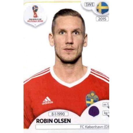 Robin Olsen Suecia 474 Sweden