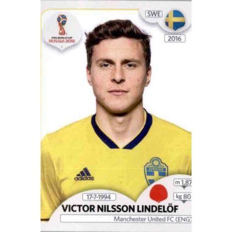 Victor Nilsson Lindelöf Suecia 476 Suecia