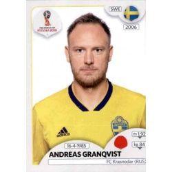 Andreas Granqvist Suecia 477