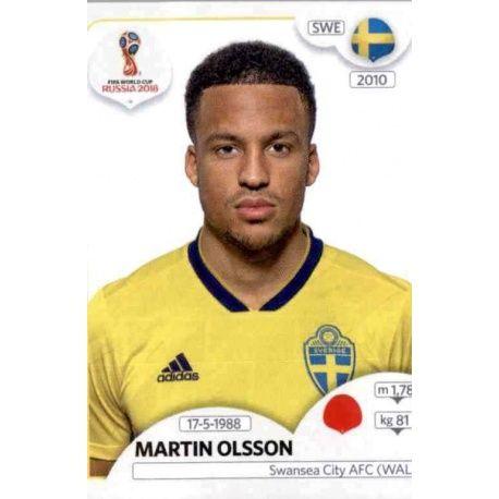 Martin Olsson Suecia 478 Suecia
