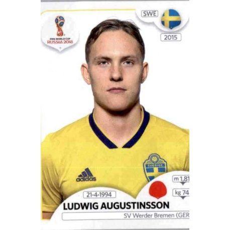 Ludwig Augustinsson Suecia 479 Sweden
