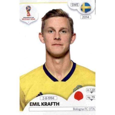 Emil Krafth Suecia 480 Suecia