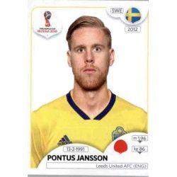 Pontus Jansson Suecia 481