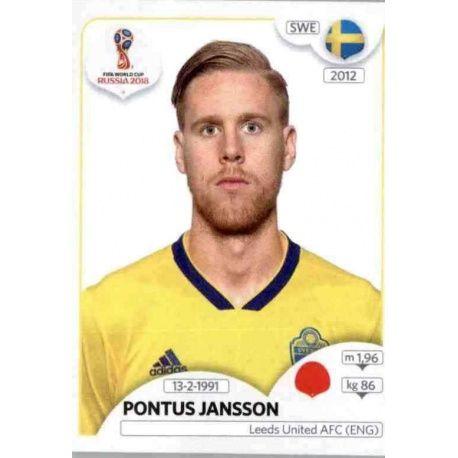 Pontus Jansson Suecia 481 Suecia