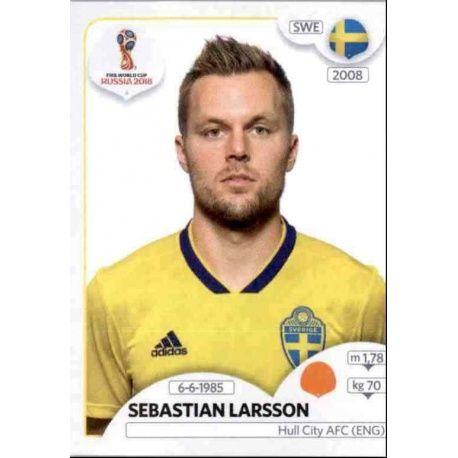 Sebastian Larsson Suecia 482 Sweden