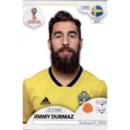 Jimmy Durmaz Suecia 486 Sweden