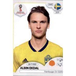 Albin Ekdal Suecia 487