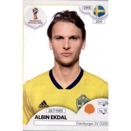 Albin Ekdal Suecia 487 Suecia