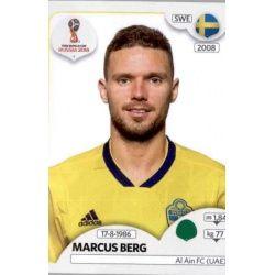 Marcus Berg Suecia 489