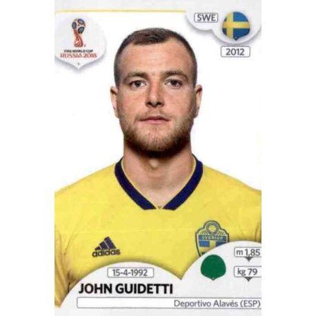 John Guidetti Suecia 490 Suecia