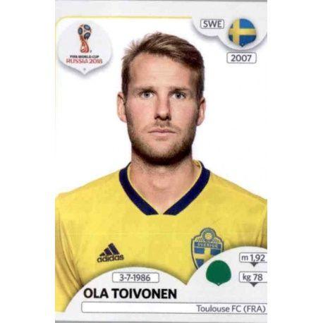 Ola Toivonen Suecia 491 Sweden