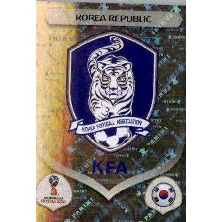 Escudo Corea del Sur 492 South Korea