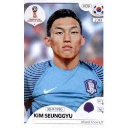 Kim Seung-gyu Corea del Sur 494