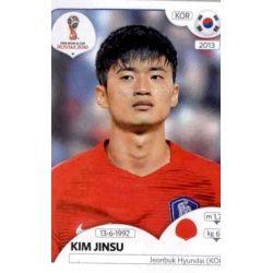 Kim Jin-su Corea del Sur 496