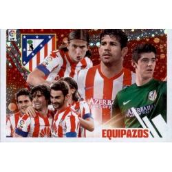 Atlético Madrid Equipazos 3 Ediciones Este 2013-14