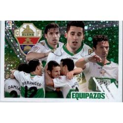 Elche Equipazos 7 Ediciones Este 2013-14