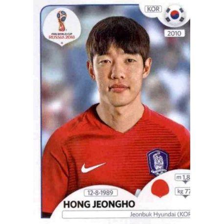 Hong Jeong-ho Corea del Sur 498 Corea del Sur