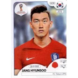 Jang Hyun-soo Corea del Sur 499