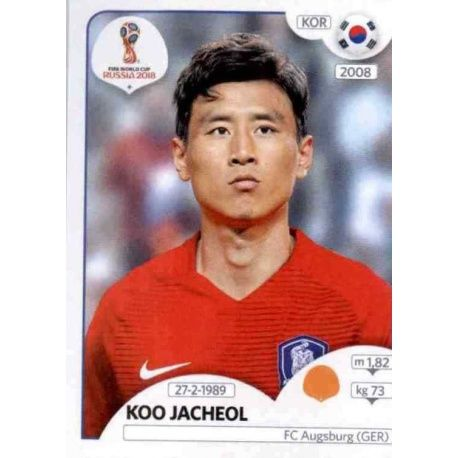Koo Ja-cheol Corea del Sur 500 South Korea
