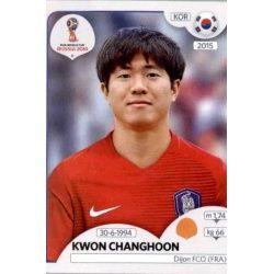 Kwon Chang-hoon Corea del Sur 501