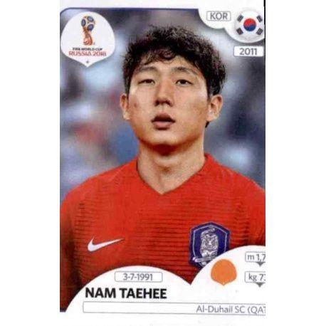 Nam Tae-hee Corea del Sur 503 Corea del Sur