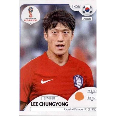Lee Chung-yong Corea del Sur 505 Corea del Sur