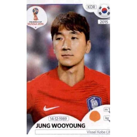Jung Woo-young Corea del Sur 506 South Korea