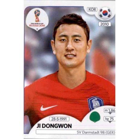 Ji Dong-won Corea del Sur 509 South Korea