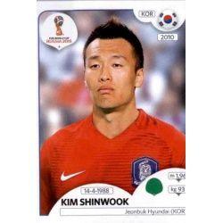 Kim Shin-wook Corea del Sur 510