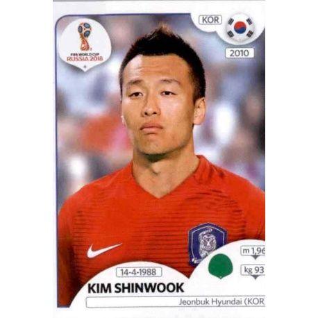 Kim Shin-wook Corea del Sur 510 Corea del Sur