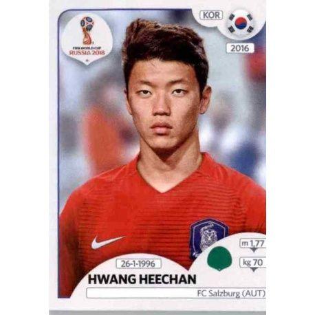 Hwang Hee-chan Corea del Sur 511 Corea del Sur