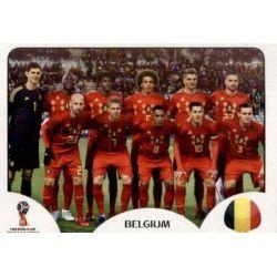 Alineación Bélgica 513