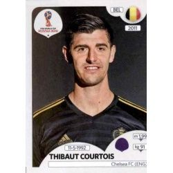 Thibaut Courtois Bélgica 514