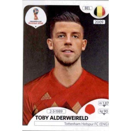 Toby Alderweireld Bélgica 515 Bélgica