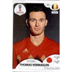 Thomas Vermaelen Bélgica 516
