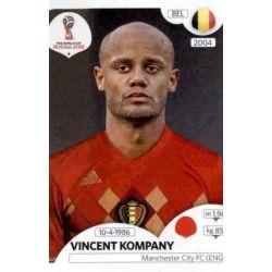 Vincent Kompany Bélgica 518