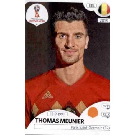 Thomas Meunier Bélgica 519 Bélgica