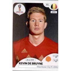 Kevin De Bruyne Bélgica 522
