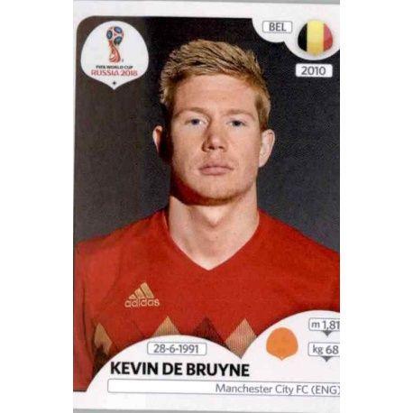 Kevin De Bruyne Bélgica 522 Belgium