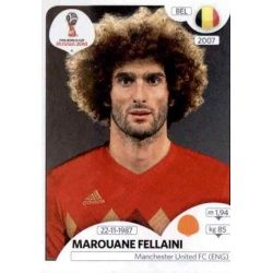 Marouane Fellaini Bélgica 523
