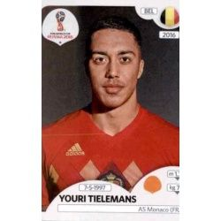 Youri Tielemans Bélgica 524