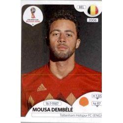 Mousa Dembélé Bélgica 525