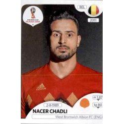 Nacer Chadli Bélgica 526