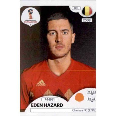 Eden Hazard Bélgica 527 Bélgica