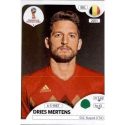 Dries Mertens Bélgica 529