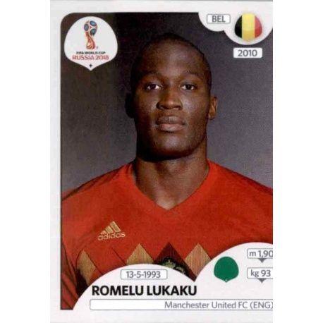 Romelu Lukaku Bélgica 531 Bélgica