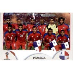 Alineación Panamá 533